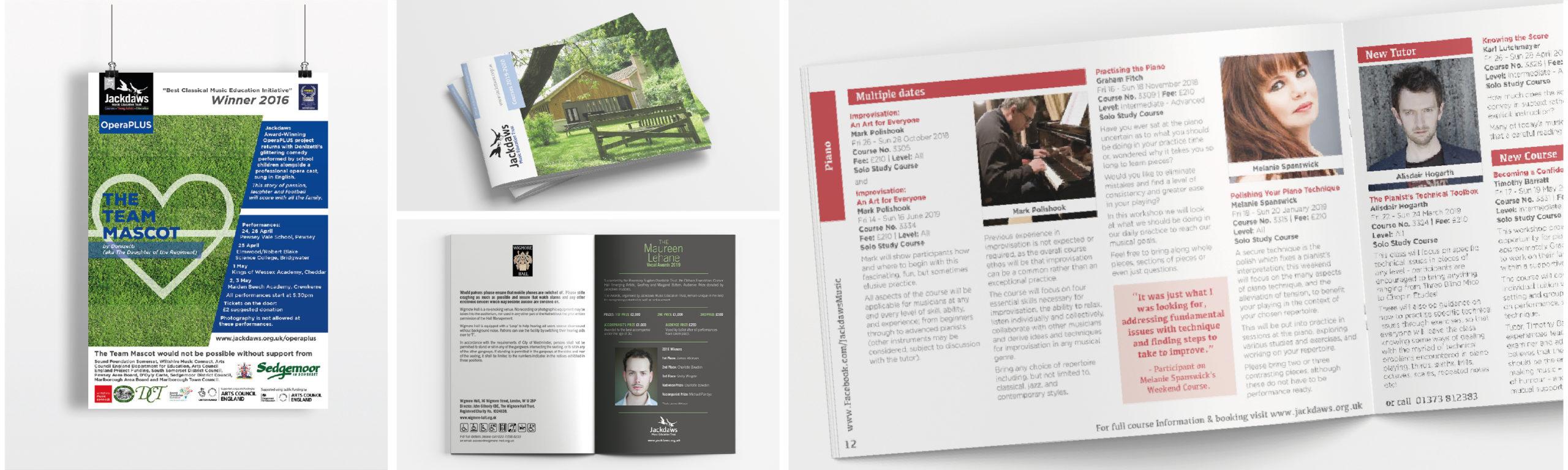 Brochure Designer Bristol