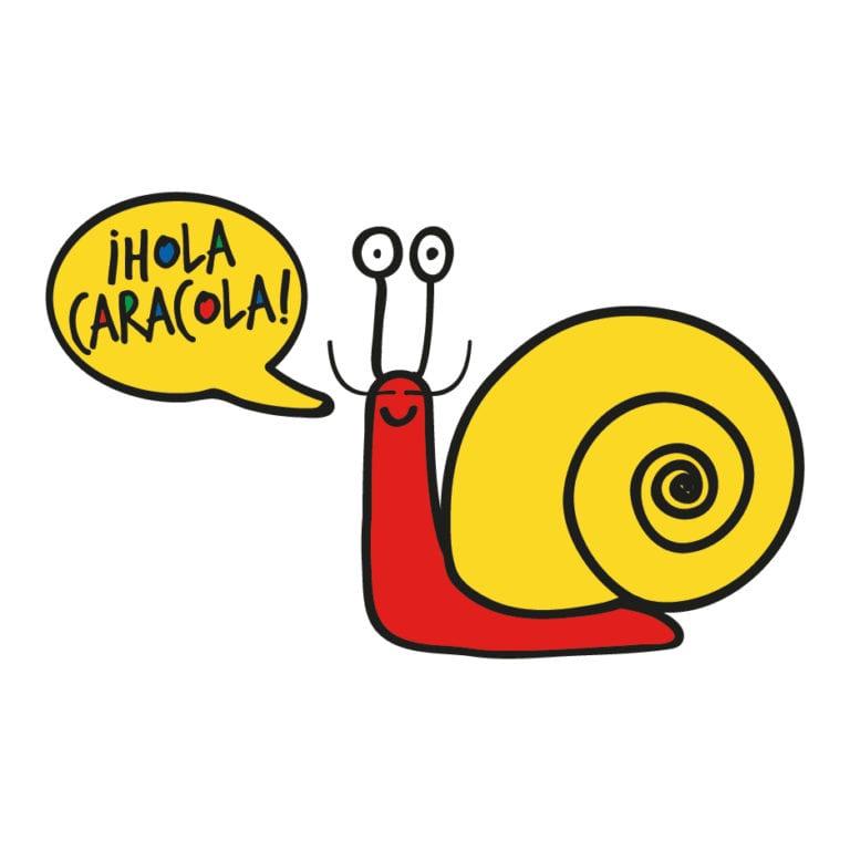 Branding for a Spanish school