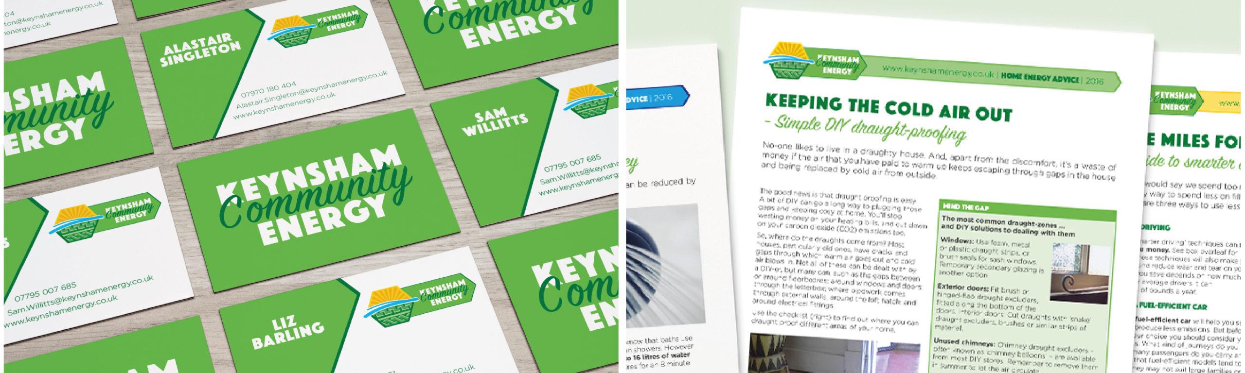 Keynsham Community Energy Header