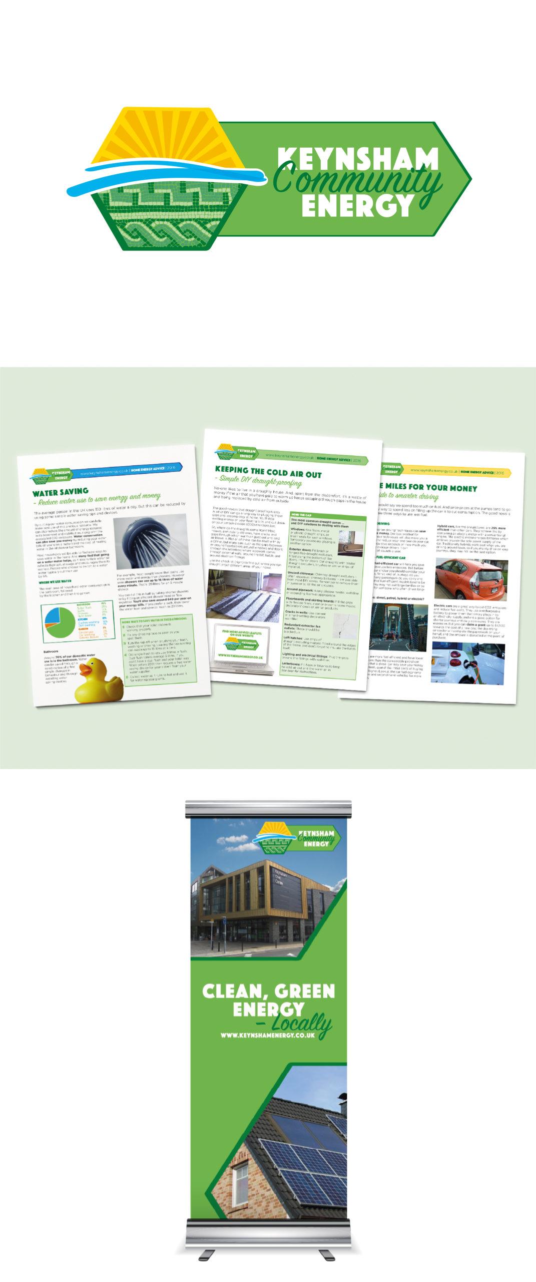 Community energy company Portfolio page