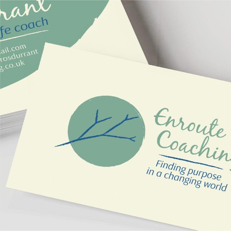 Branding for careers coach near Bath