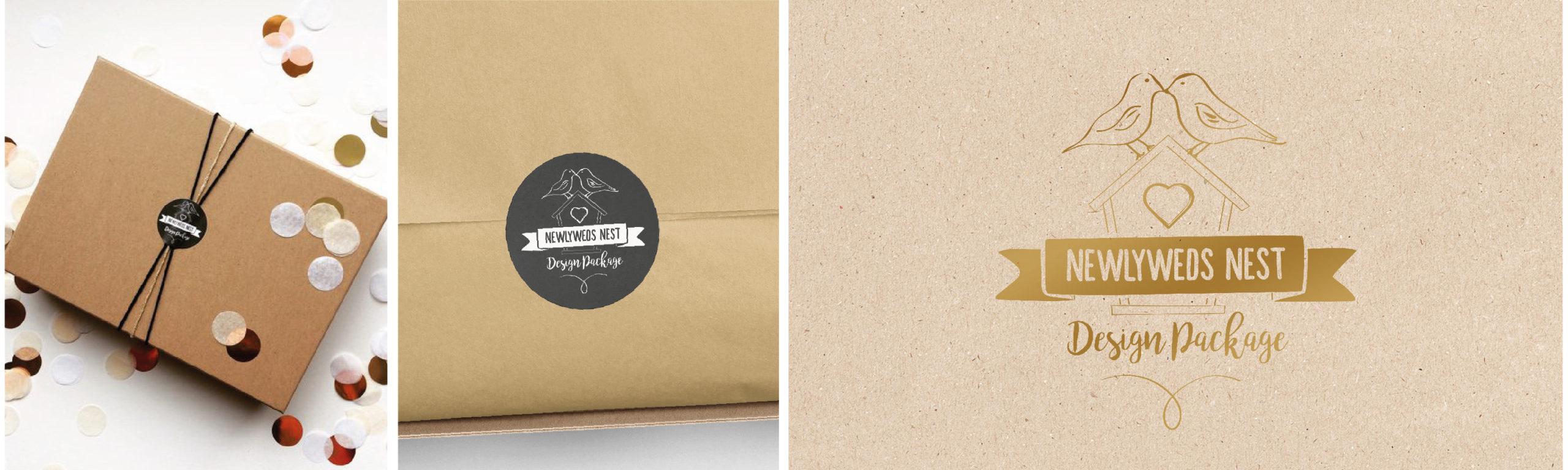 Newlyweds Nest, Interior design service in a box, Header image
